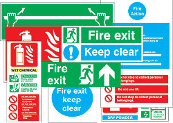Health and Safety Signs sales and installation  throughout Gloucestershire, Wiltshire, Somerset and the south-west England.